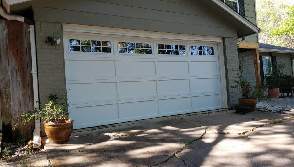 garage door installation service